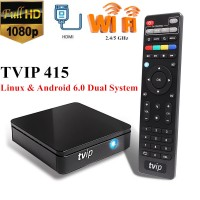 TVIP v.415 -HD Box Med WiFi 2,4/5 GHz
