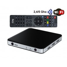 TVIP S-Box 605 HD Box Android o Linux 4K Med WiFi 2,4/5 GHz