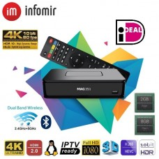 IPTV SET-TOP BOX MAG351
