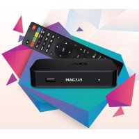 MAG349 - IPTV SET-TOP BOX